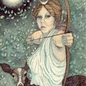 Halloween Costume #1 Artemis