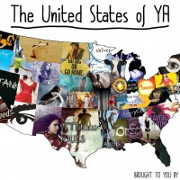 The 50 States of the Unites States of YA