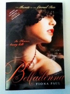 Cover of a Belladonna ARC