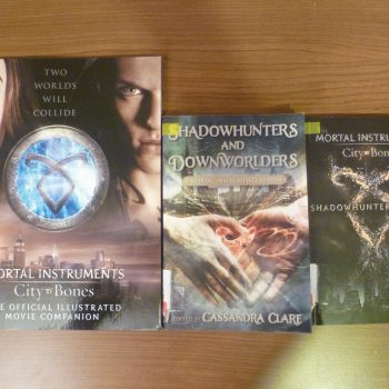 The Sunday Post – Stacking the Shelves With Mortal Instruments (30)