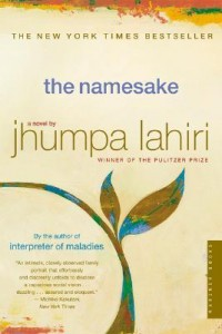 The cover of The Namesake