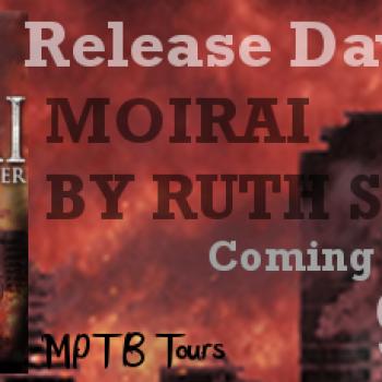 Release Day Blitz & Giveaway – Moirai