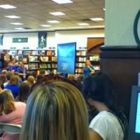 Author Event Recap – Ally Carter