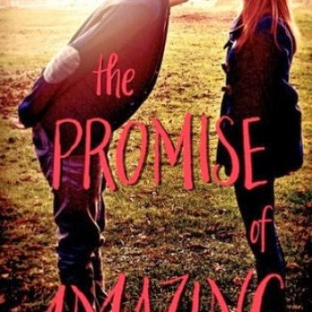 Waiting on Wednesday – The Promise of Amazing