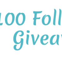 100 Followers Giveaway!!!