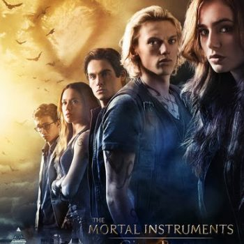 Movie Review – The Mortal Instruments: City of Bones