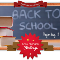 Back to School Book Blogger Challenge – Day 2