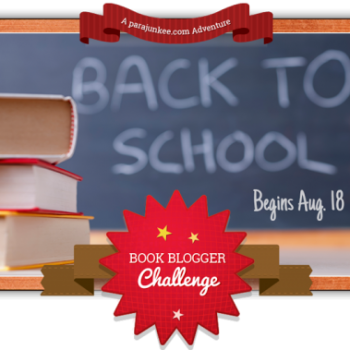 Back to School Book Blogger Challenge – Day 6