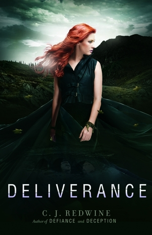 Waiting on Wednesday – Deliverance by C.J. Redwine