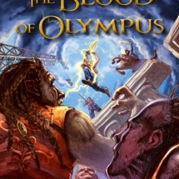 Waiting on Wednesday – The Blood of Olympus by Rick Riordan