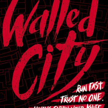 Waiting on Wednesday – The Walled City by Ryan Graudin