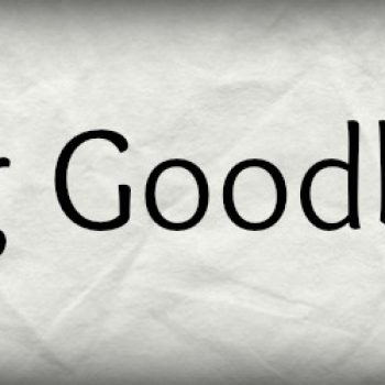 Saying Goodbye – Percy Jackson