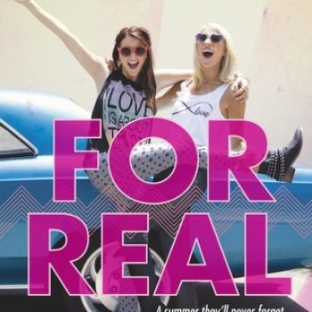 Waiting on Wednesday – For Real by Alison Cherry