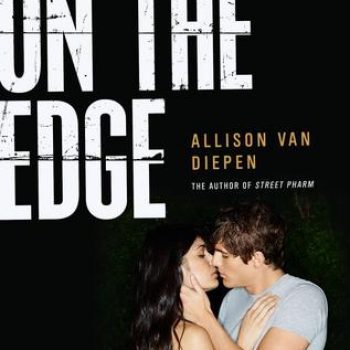 Waiting on Wednesday – On the Edge by Allison van Diepen