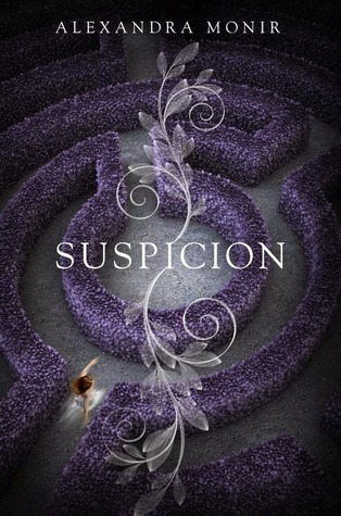 Waiting on Wednesday – Suspicion by Alexandra Monir