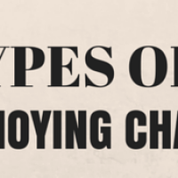 6 Types of Annoying Characters