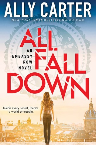 Waiting on Wednesday – All Fall Down by Ally Carter