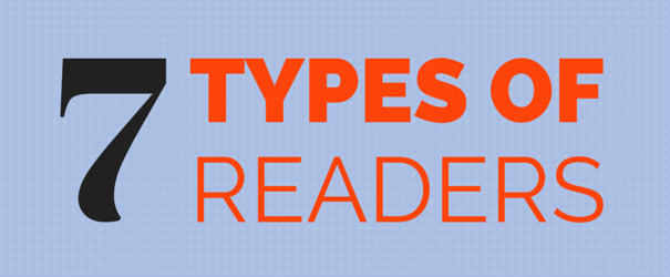 7 Types of Readers