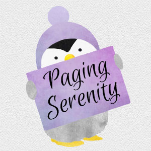 Paging Serenity Button