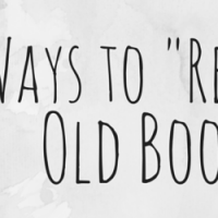 "4 Ways to ""Recycle"" Old Books"