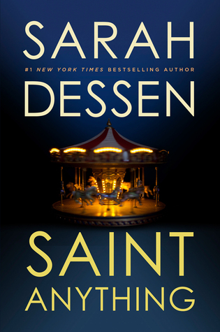 Waiting on Wednesday – Saint Anything by Sarah Dessen