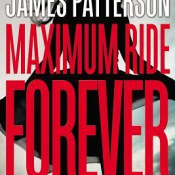 Another Maximum Ride book by James Patterson? No Thanks!