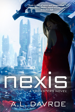 Waiting on Wednesday – Nexis by A.L. Davroe