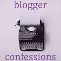 Blogger Confessions – I'm a moody blogger