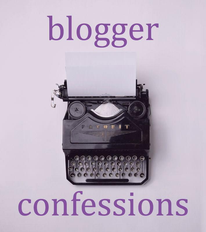 Blogger Confessions