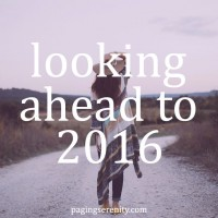 Looking Ahead to 2016
