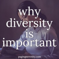 Why Diversity is Important