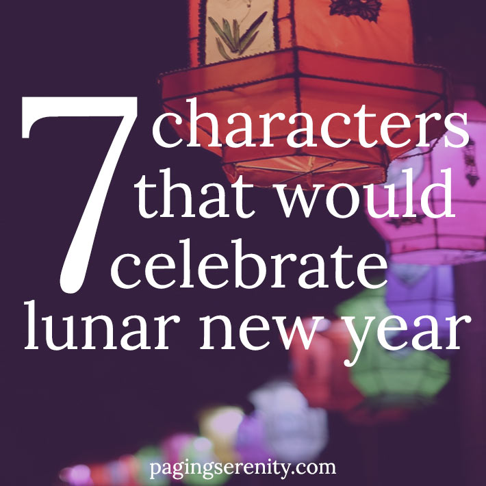 7 Characters That Would Celebrate Lunar New Year