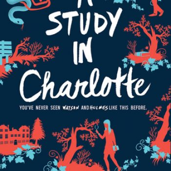 Waiting on Wednesday – A Study in Charlotte by Brittany Cavallaro