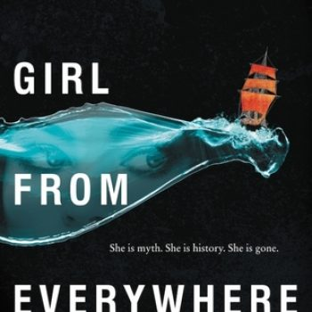 Waiting on Wednesday – The Girl From Everywhere by Heidi Heilig