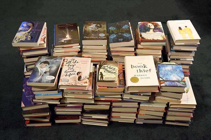 books-to-be-shelved
