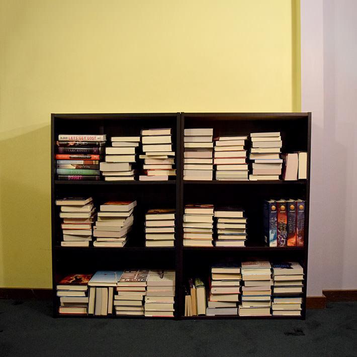 organize shelves 1