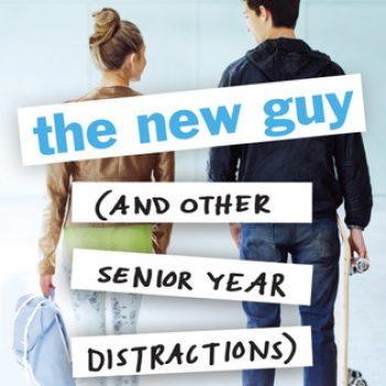 Review – The New Guy (and Other Senior Year Distractions) by Amy Spalding
