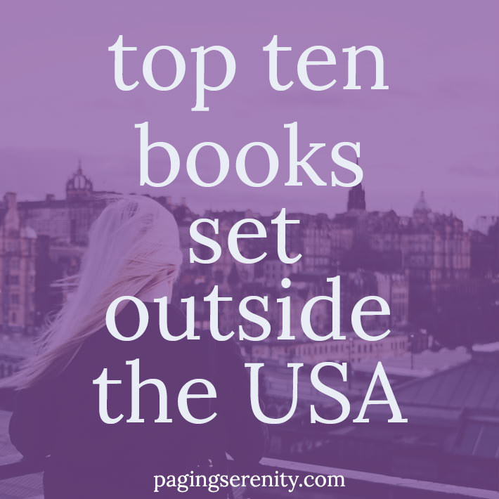 Top Ten Books Set Outside the United States