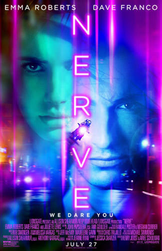 Nerve (2016) Movie Poster