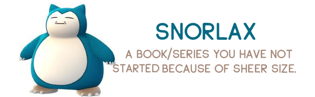 A book or series you have not started because of sheer size