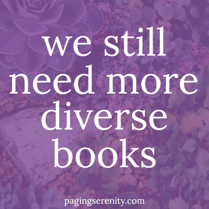 We still need more diverse books