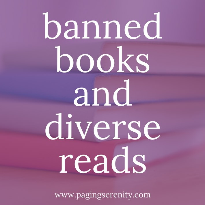 Banned Books and Diverse Reads