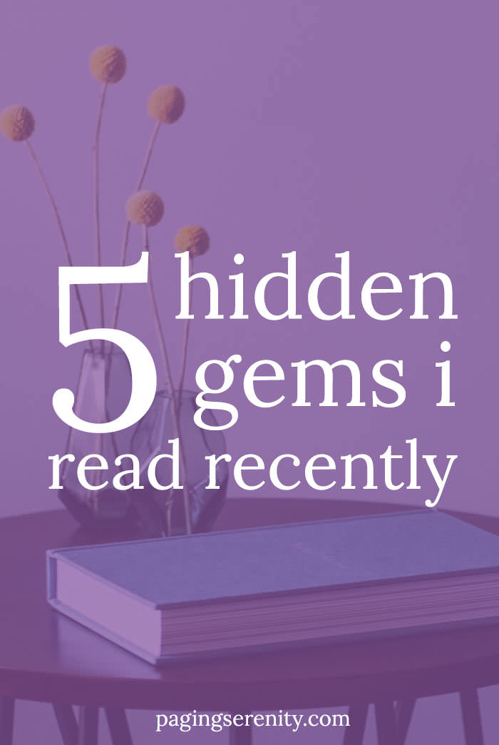 5 Hidden Gems I Read Recently