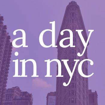 A Day in NYC + @blogboundcon