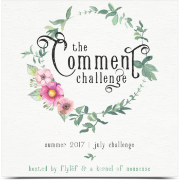 Summer 2017 Comment Challenge