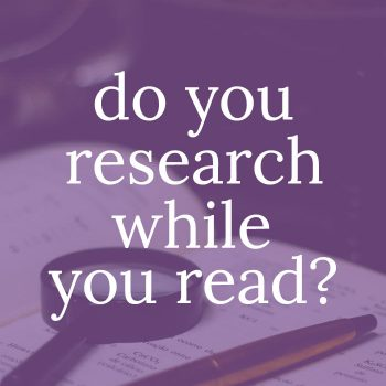 Reading & Research