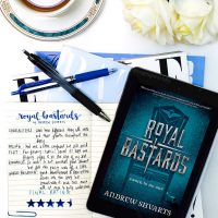 Review – Royal Bastards by Andrew Shvarts