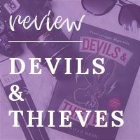 I'm Charmed by #DevilsandThieves