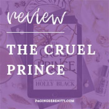 Review – The Cruel Prince by Holly Black