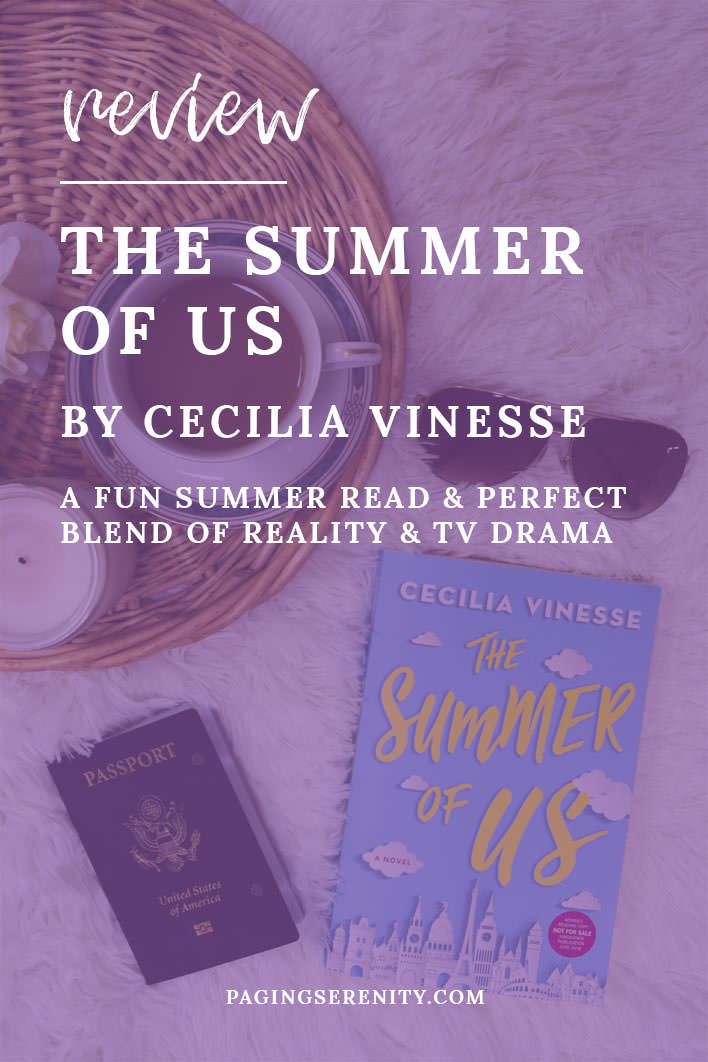 review of The Summer of Us